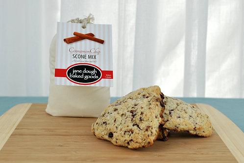 Cinnamon Chip Scone Mix