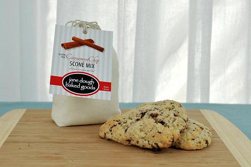 GLUTEN FREE - Cinnamon Chip Scone Mix