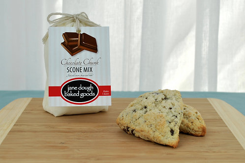 Chocolate Chunk Scone Mix