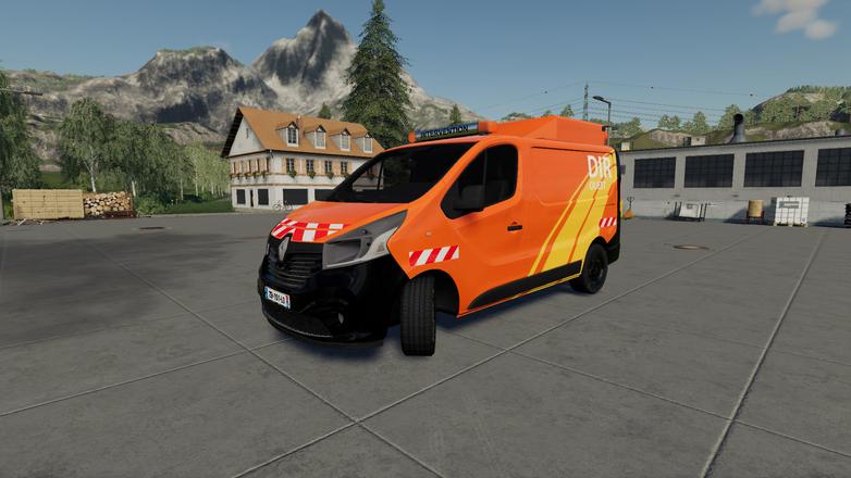 Camion DIR - WIP