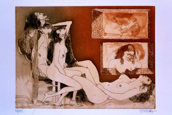 Erótica 4 - El encierro