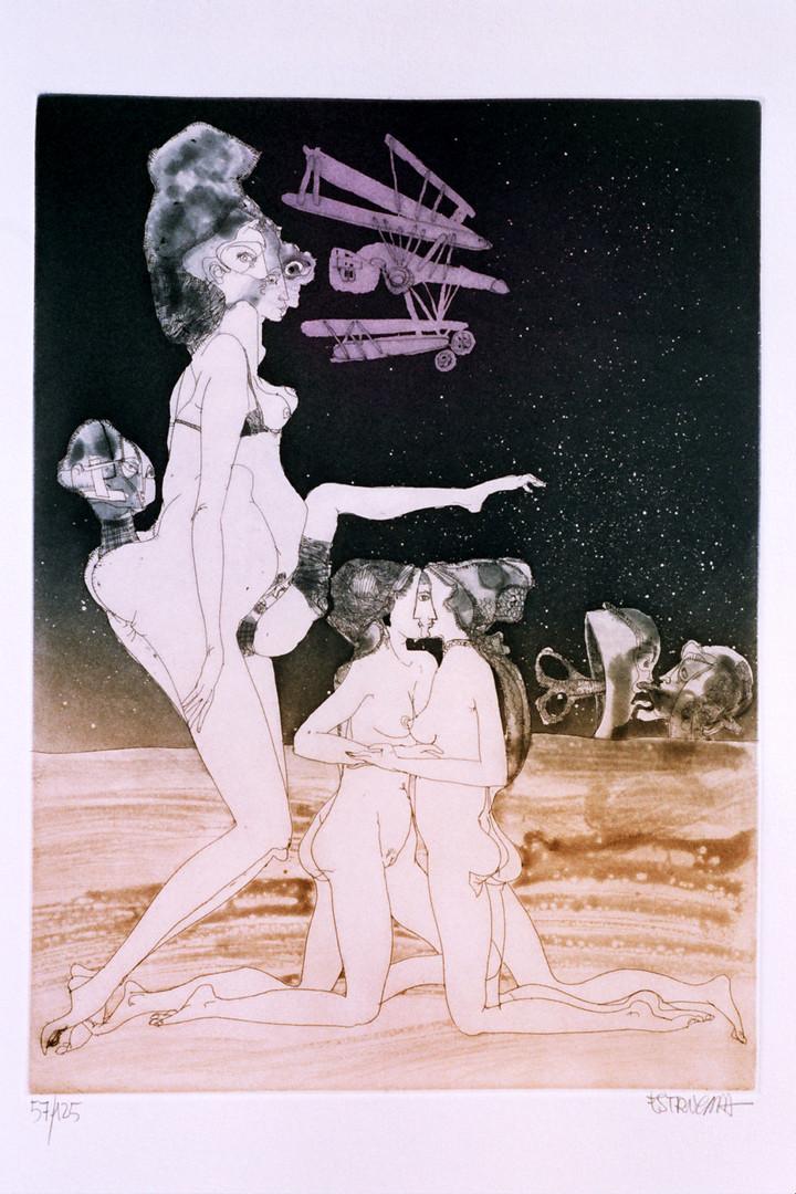 Erótica 8 - Un sueño