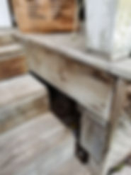 bad deck stairs
