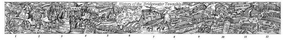 rendering of Bridgewaters history