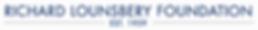 Richard Lounsbery Foundation Logo