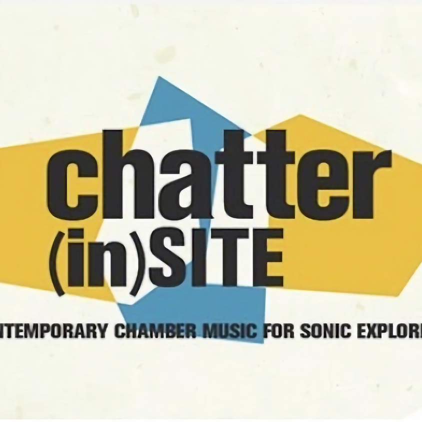 Chatter (in)SITE Poetry Reading
