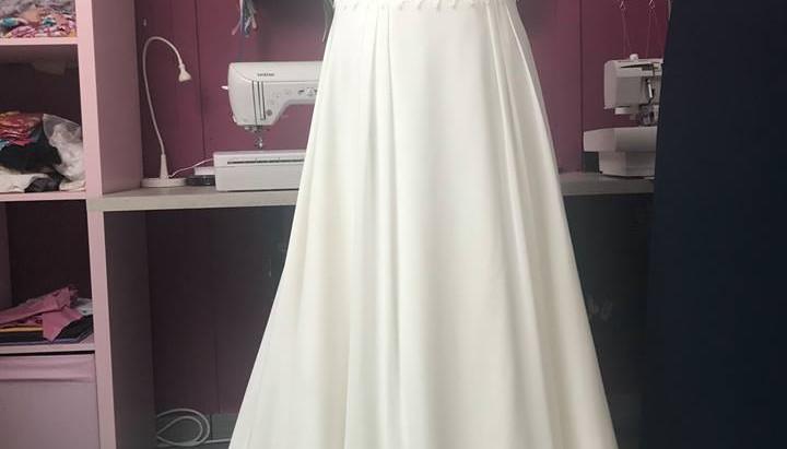 La robe de Céline F