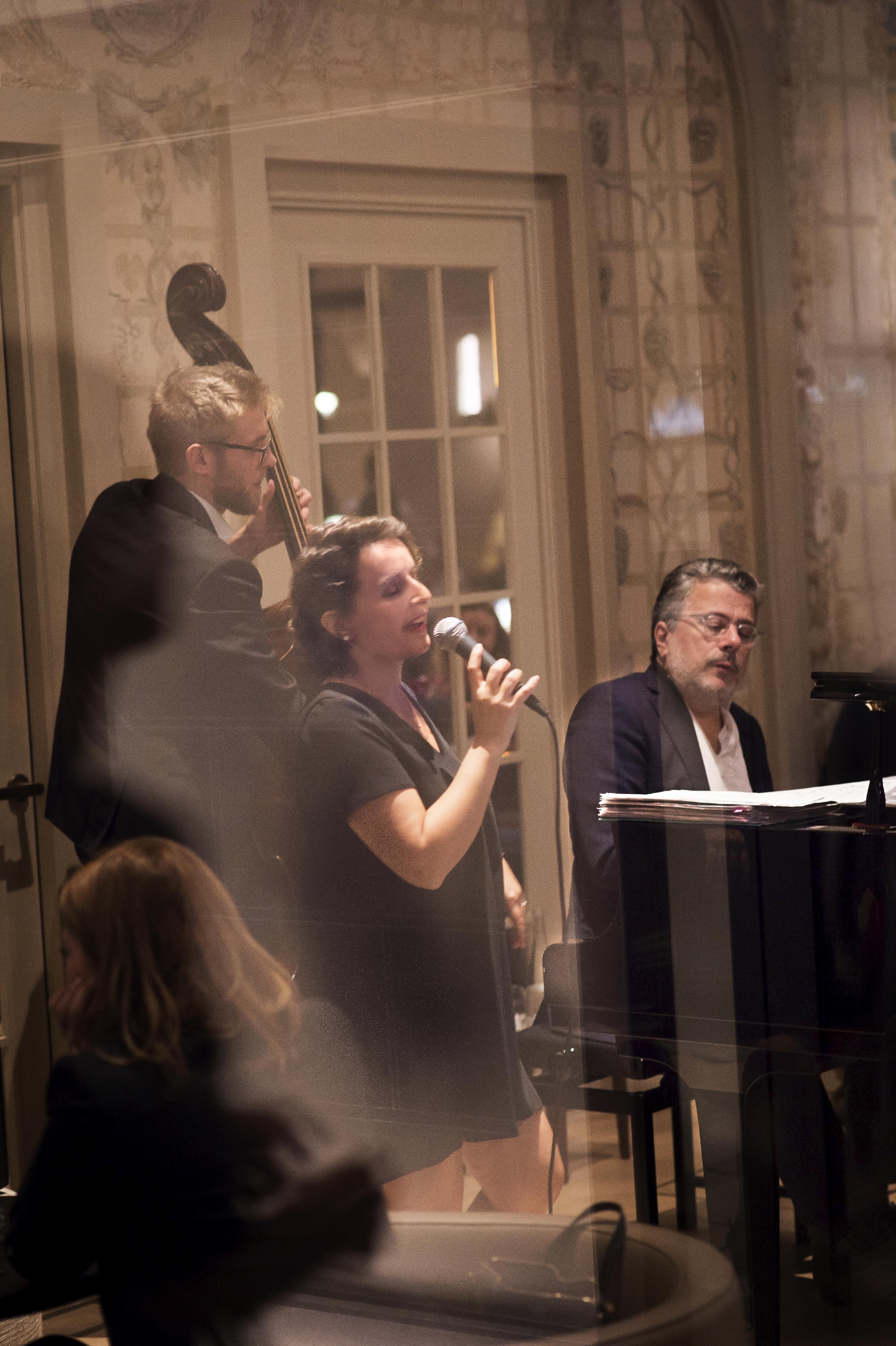 Jazz à l'Hôtel Lutetia