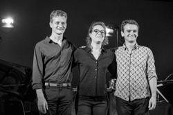 Aïrés Trio, 2018