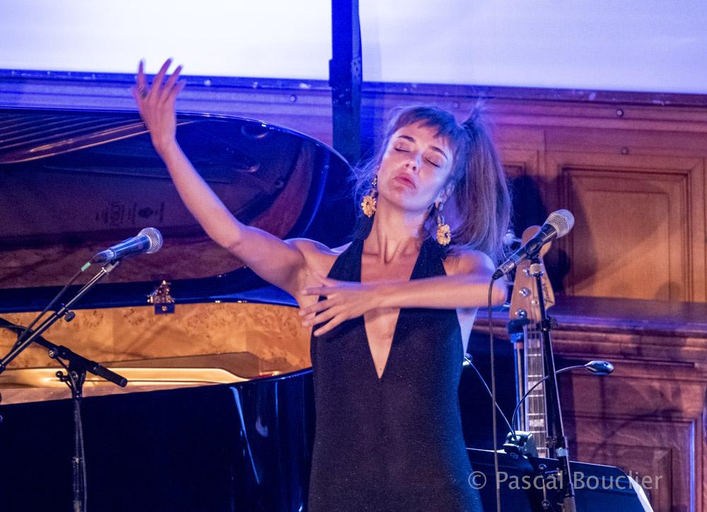 Camille Bertault, 2018
