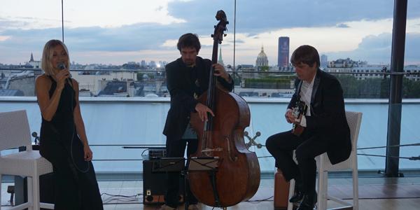 Julie Erikssen trio