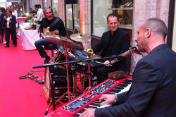 Pierre Sibille quartet