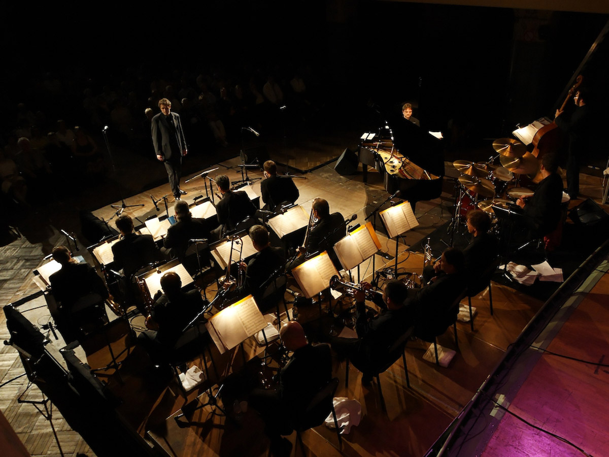 Répétitions du Duke Orchestra
