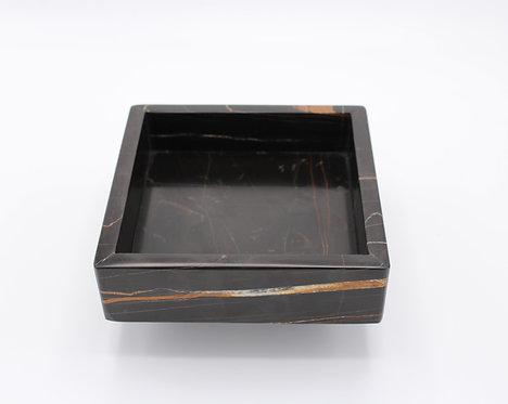 15x15 siyah kutu tepsi