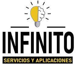 LOGOTIPO INFINITO servicios y aplicacion