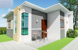 Modern House  Design with 2 Bedrooms 2.j
