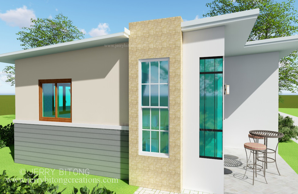 Modern House  Design with 2 Bedrooms 3.j
