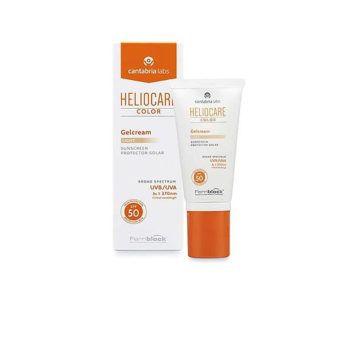Heliocare GelCream Light SPF 50