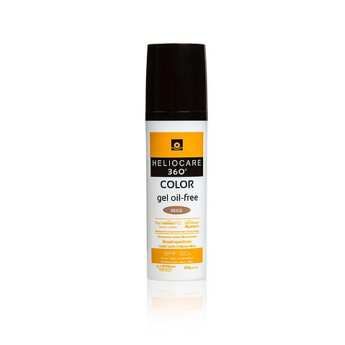Heliocare 360 Color Oil Free Gel Beige
