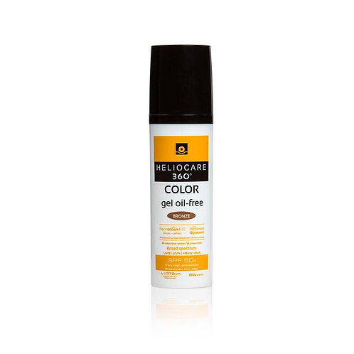 Heliocare 360 Colour Oil Free Gel Bronze