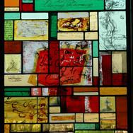 Manuscript Window, Dunbeath Heritage Centre, 2008