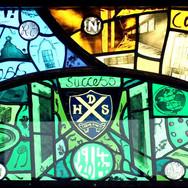 Centenary Panel, Dalkeith High School, Midlothian, 2016