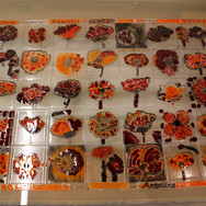 Loretto Junior School, Musselburgh East Lothian Poppy project with the Loretto Nippers, 2014