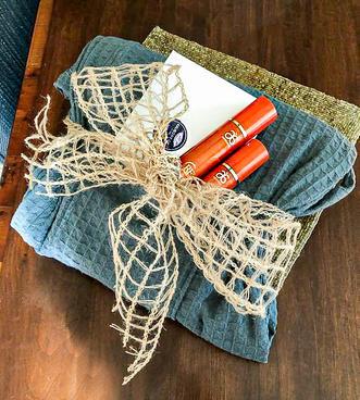 23. Pamper Yourself Basket