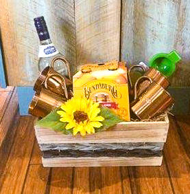 5. Moscow Mule Basket