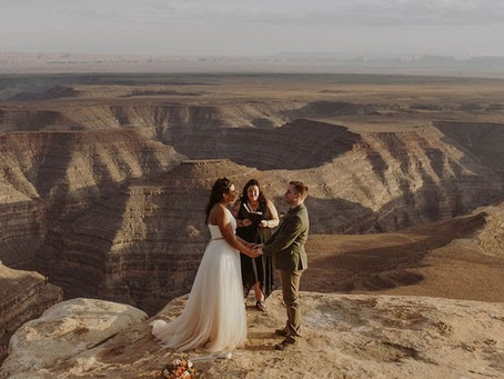 Adventure Elopements & Destination Weddings