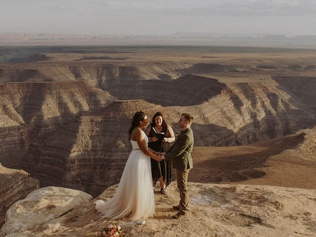 Adventure Elopements & Destination Weddings