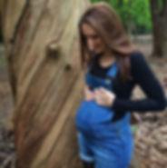 bump & glide Serena Williams - Pregnancy New Forest