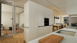 Halter Henz Apartment C - Kitchen