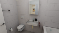 Halter Henz Apartment C - Bathroom