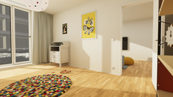 Halter Henz Apartment C - Kids Room