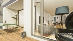 Halter Henz Apartment C - Terrace