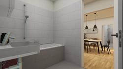 Halter Henz Apartment C - Bathroom