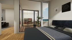 Halter Henz Apartment A - Bedroom