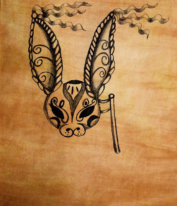 Moon Rabbit Studio meet the artist tinte
