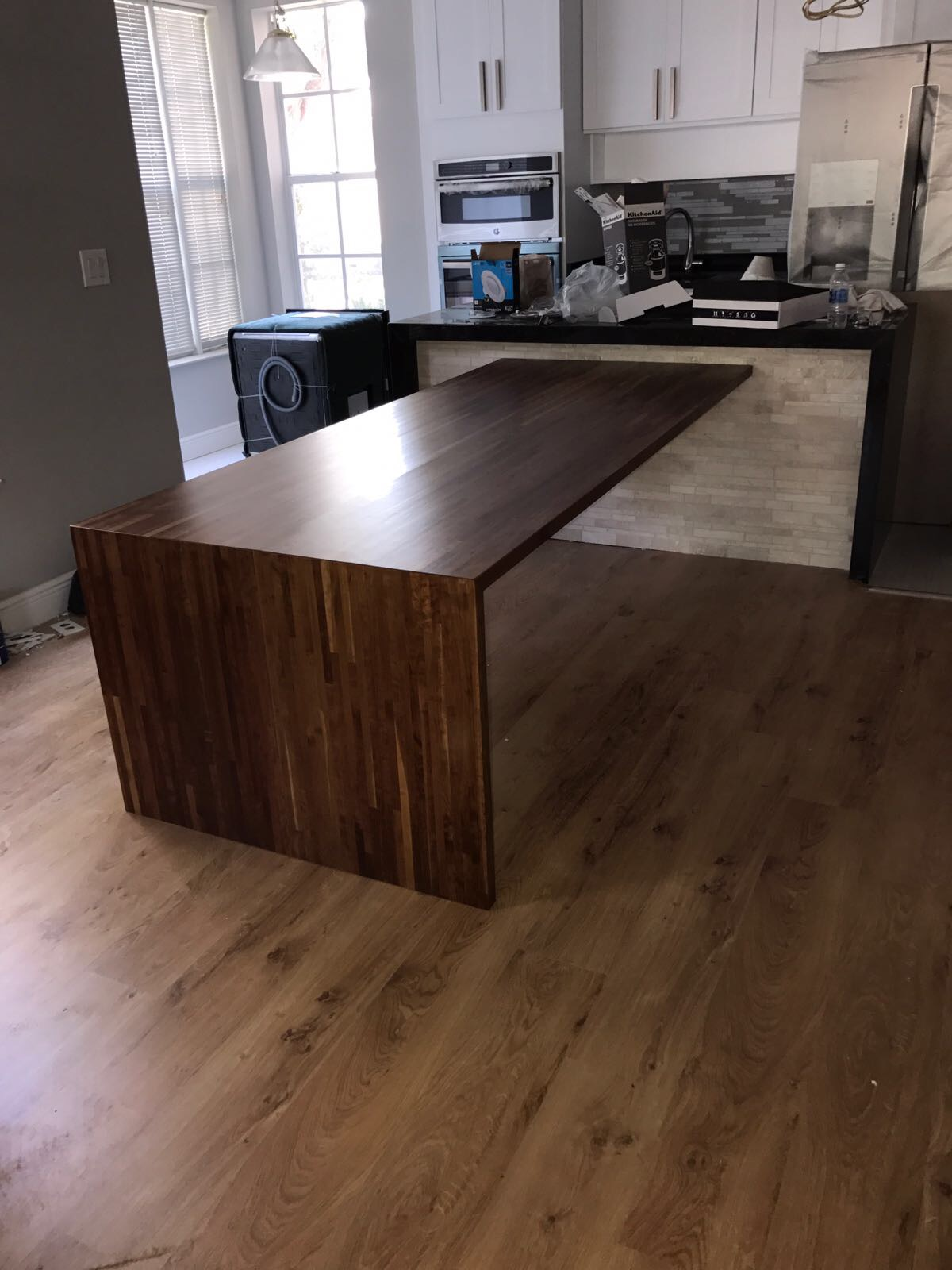 Butcher Table