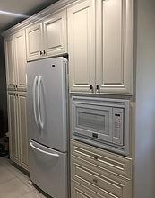 Modern Kitchen Stainless Steel Quartz Countertop