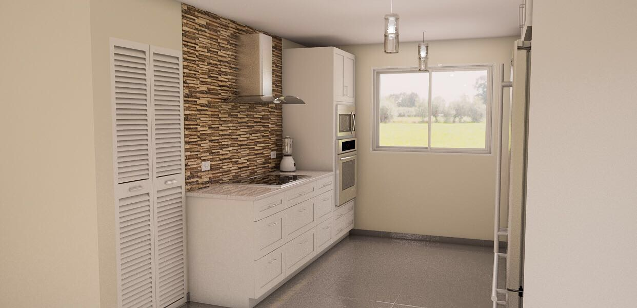 Project: Moss Park-Kitchen