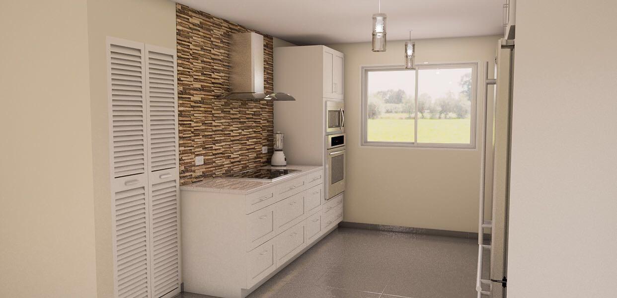 Project: Moss Park-Kitchen