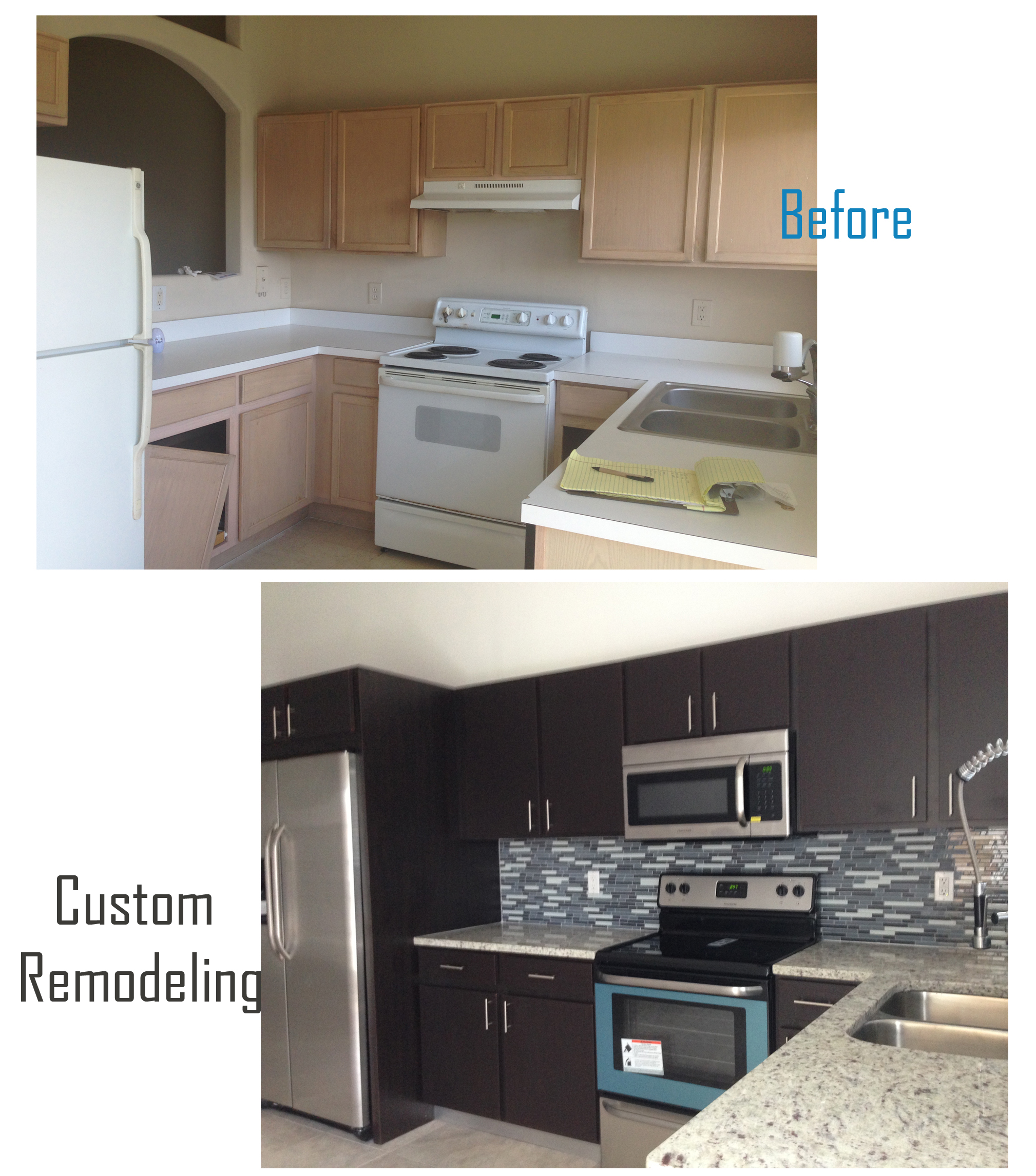 Replace Kitchen