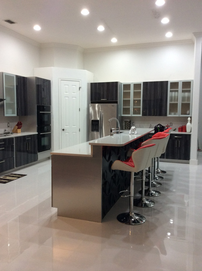 How to choose kitchen cabinets: Contact Professionals