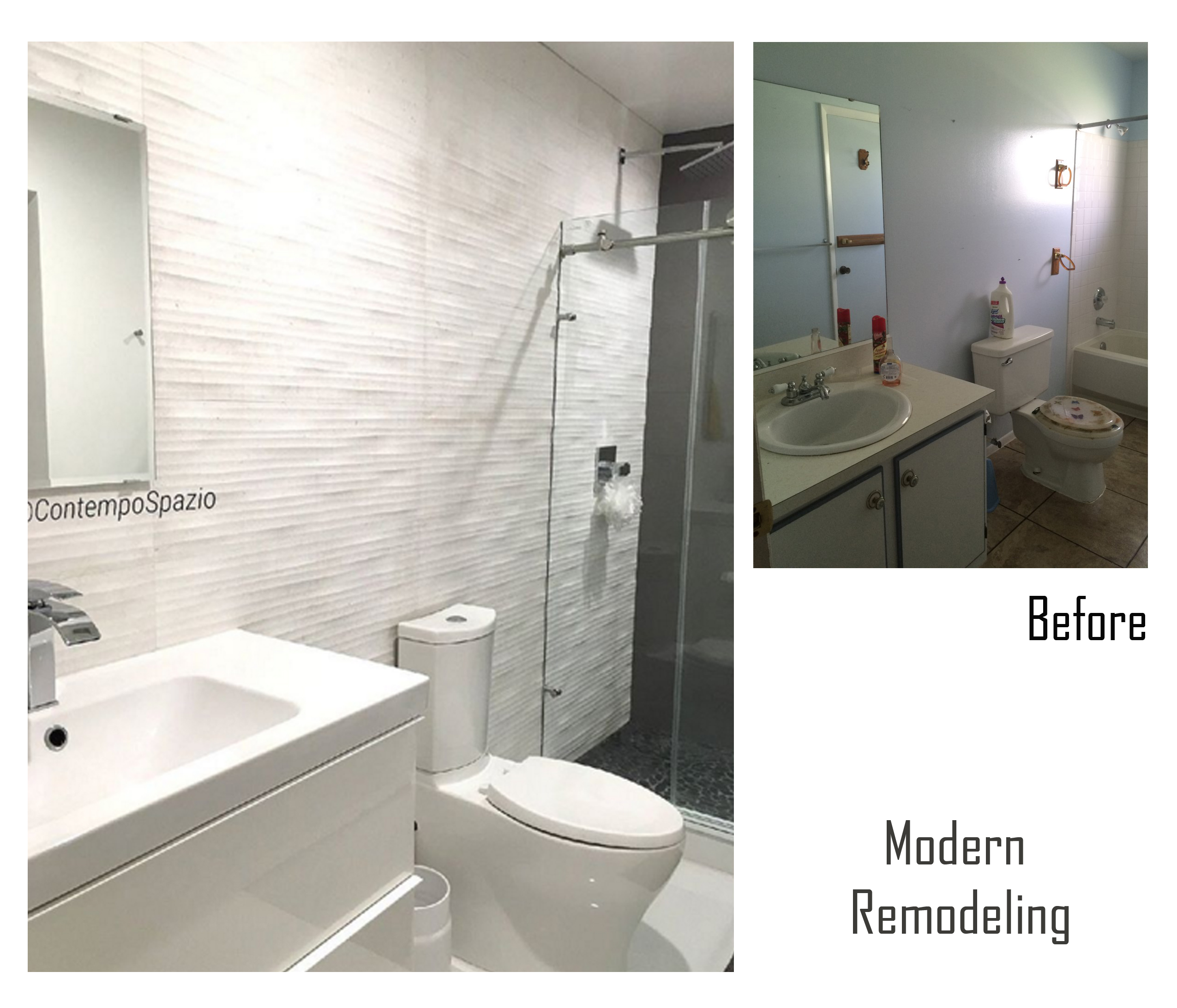 Custom Remodeling: Contemporary