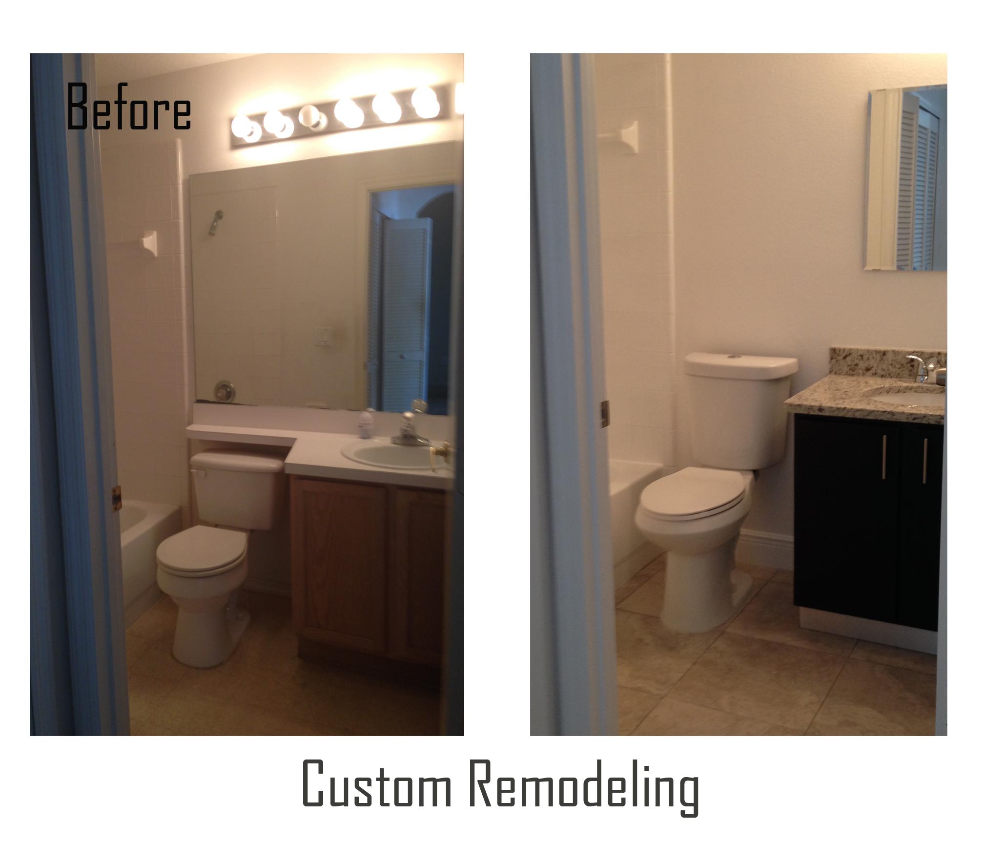 Custom Remodeling