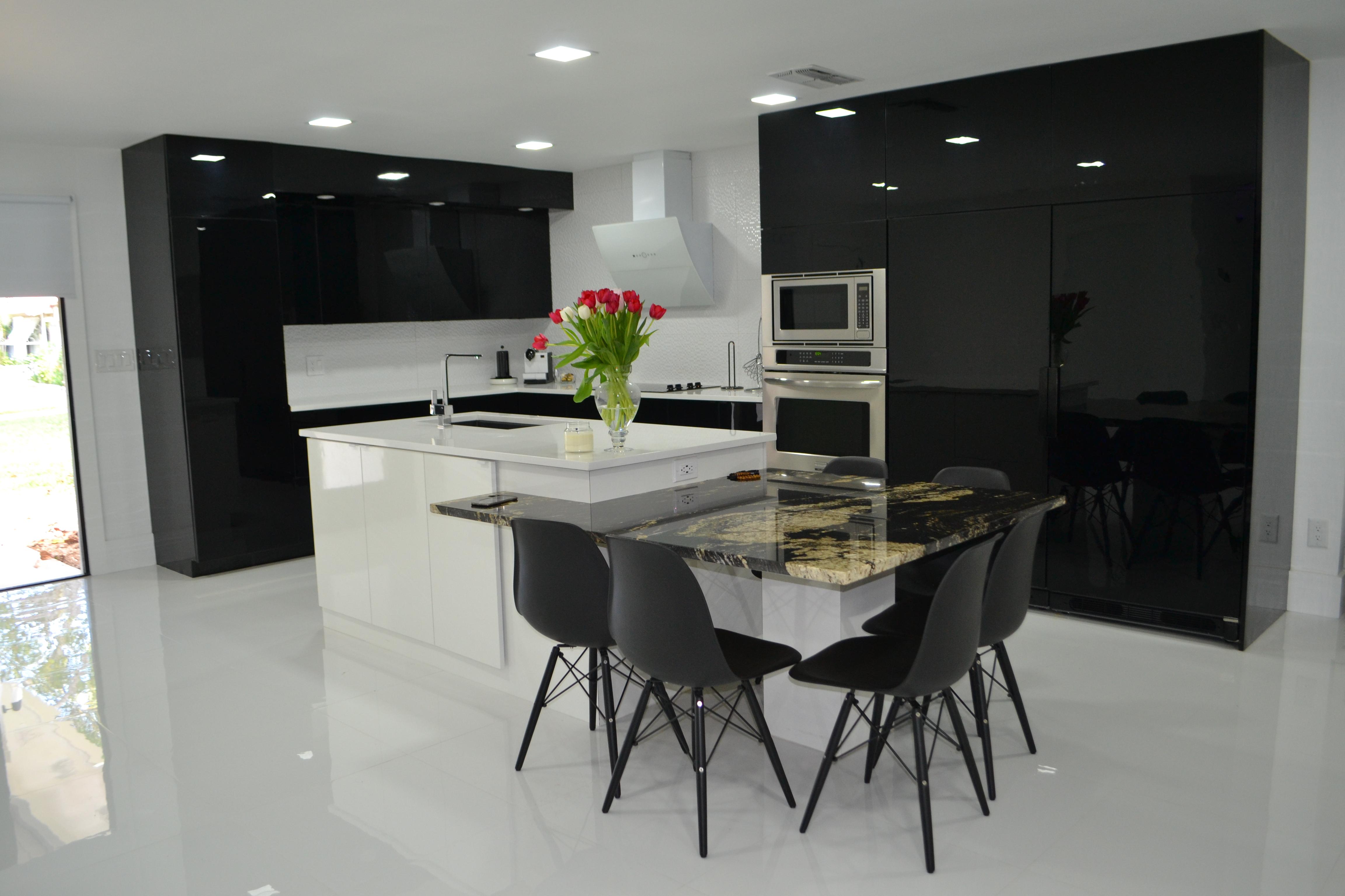 Kitchen Cabinets Modern Orlando Fl