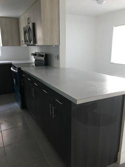 Small Kitchen Combination
