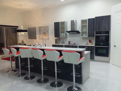 Kitchen Cinza (gray)